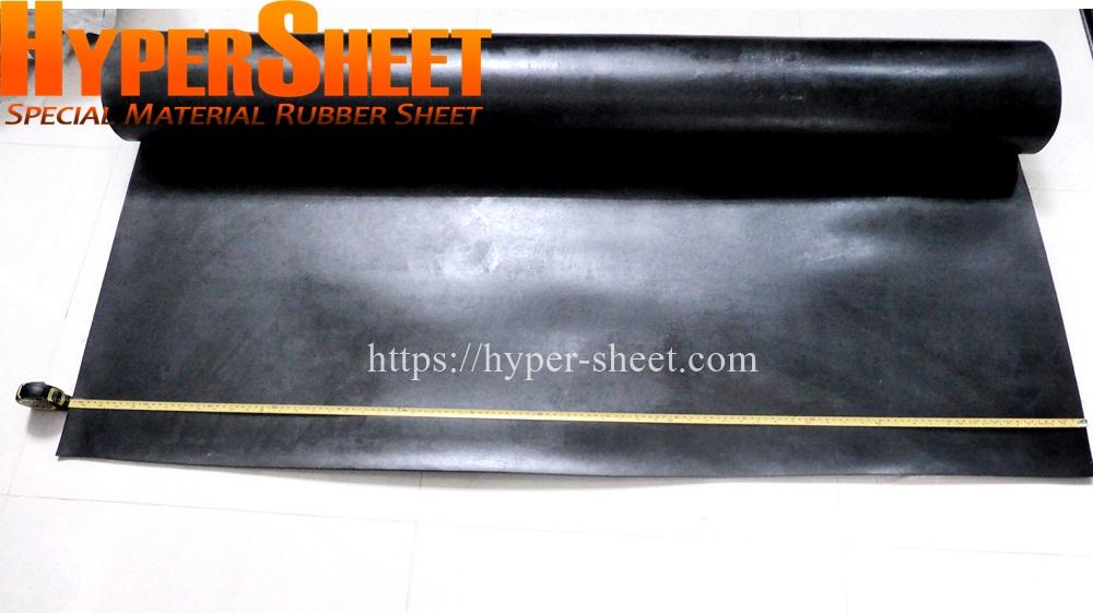 แผ่นยางเสริมผ้าใบ 1 ชั้น หน้ากว้าง 1 5 เมตร Hypersheet